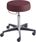#11001 - Brewer Pneumatic Exam Room Stool